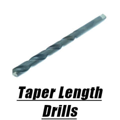 Taper Length Drills