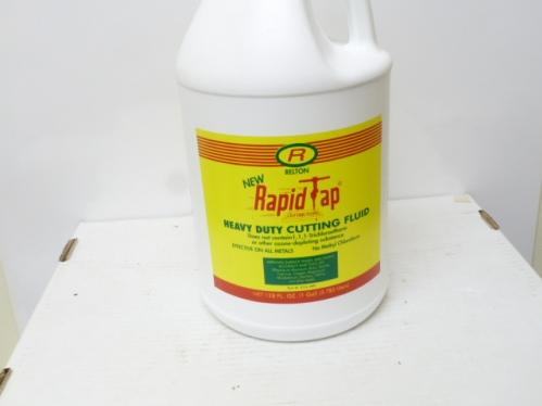 Rapid Tap Heavy Duty Cutting Fluid 1 Gallon Pt#RT4