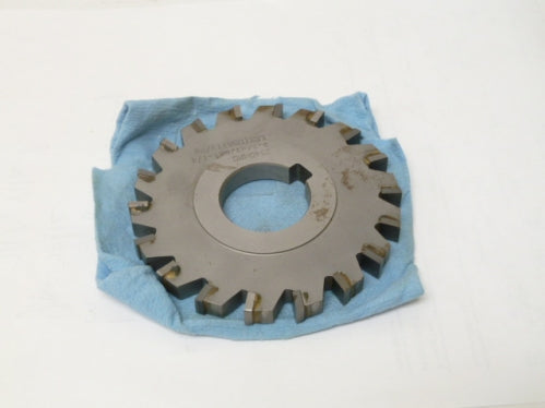 "3-3/4"" x 3/8"" x 1-1/4"" Side & Face Milling Cutter - Lexington"