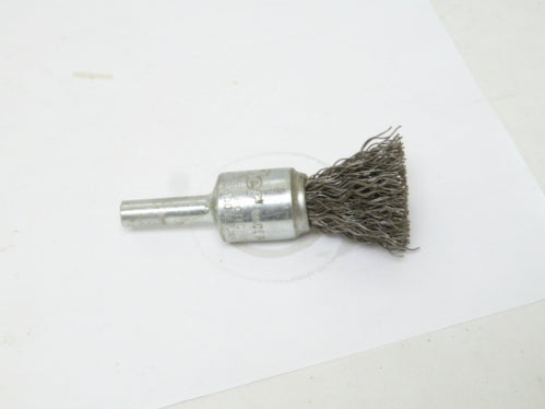 "3/4"" Wire End Brush - Weiler"