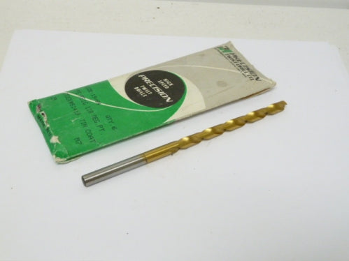 "19/64"" Taper Length Drill TiN - PTD"