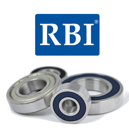 6808-2RS Bearing - RBI