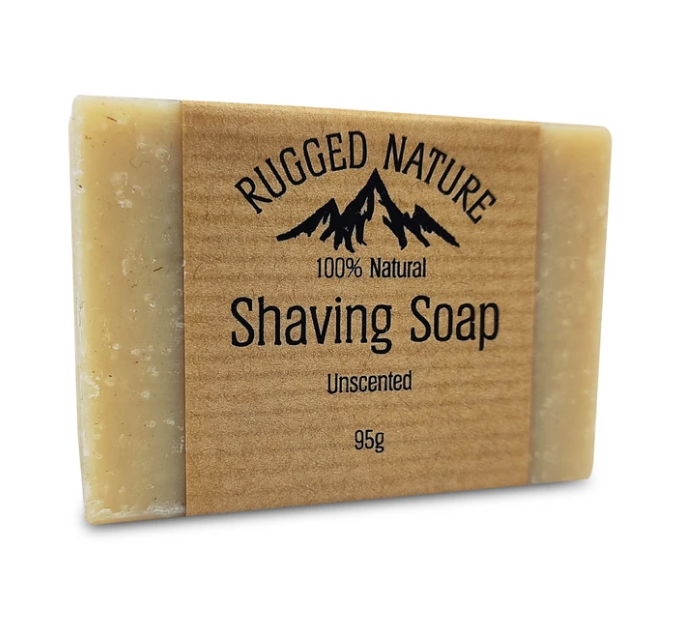 RUGGED NATURE - Shaving Soap