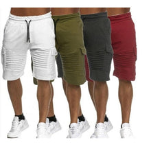 Afbeelding in Gallery-weergave laden, Casual Katoenen Sport Short