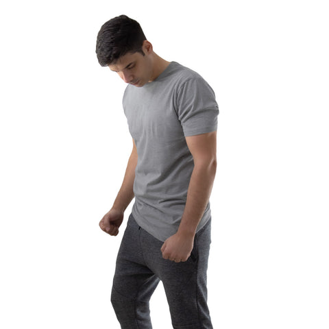 Sweat Activated Plus Size Workout Tee for Men