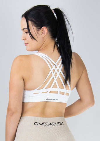 NU Crossed Sports Bra
