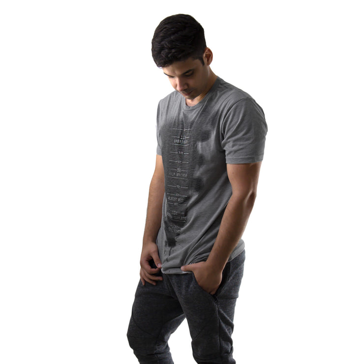 Sweat Activated Workout Tshirt for Men