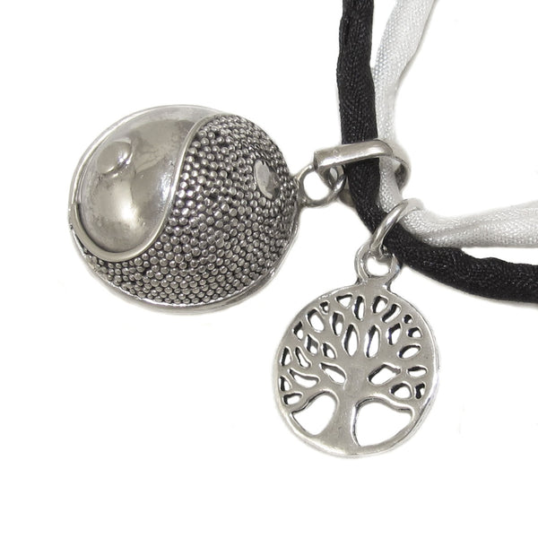 Engelsrufer Yin Yang Sterlingsilber Kette sweet dreams - samaki originals