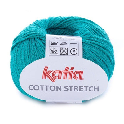 Katia Cotton Stretch colore 19 Emma Fassio