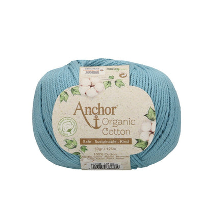 Anchor organic cotton 100% cotone organico 1038