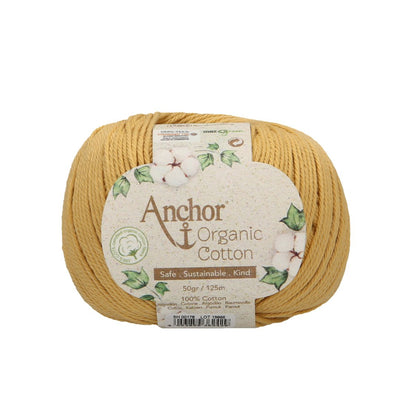 Anchor organic cotton 100% cotone organico 178