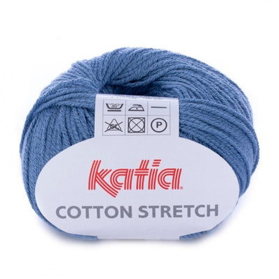 Katia Cotton Stretch colore 28 Emma Fassio