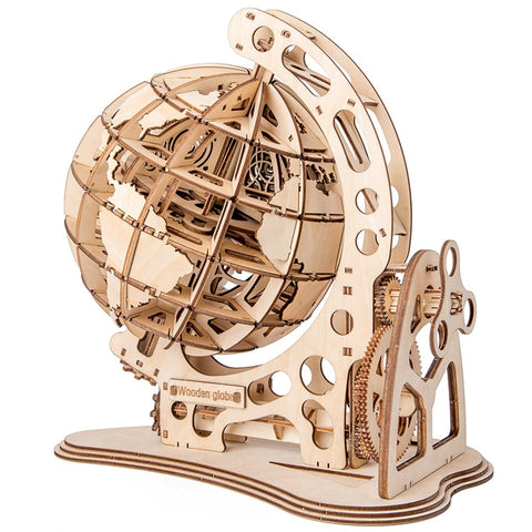 3D puzzle-mechanical globe