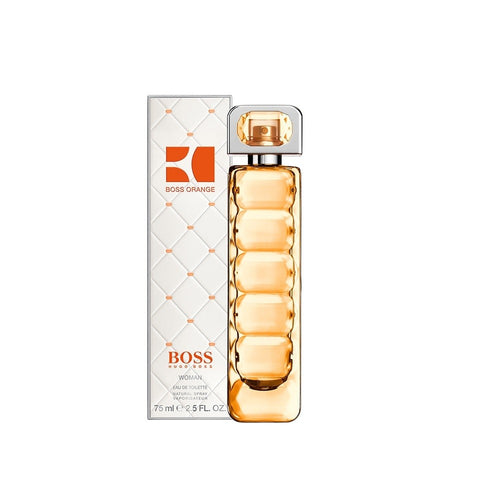 Perfume Hugo Boss Mujer Orange 75ml