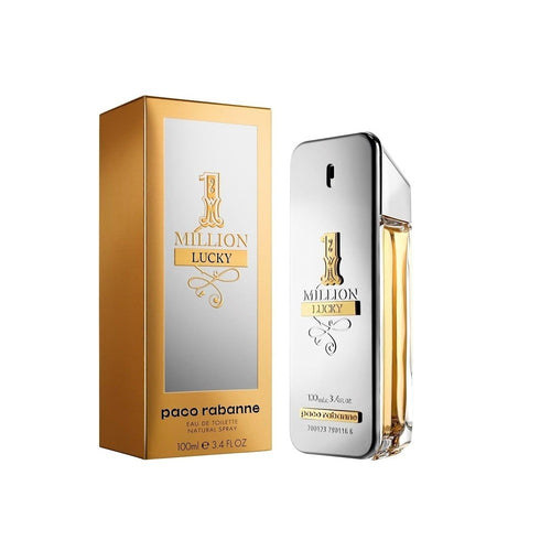 Perfume Paco Rabanne Hombre One Million Lucky 100ml