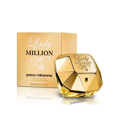 Perfume Paco Rabanne Mujer Lady Million 80ml