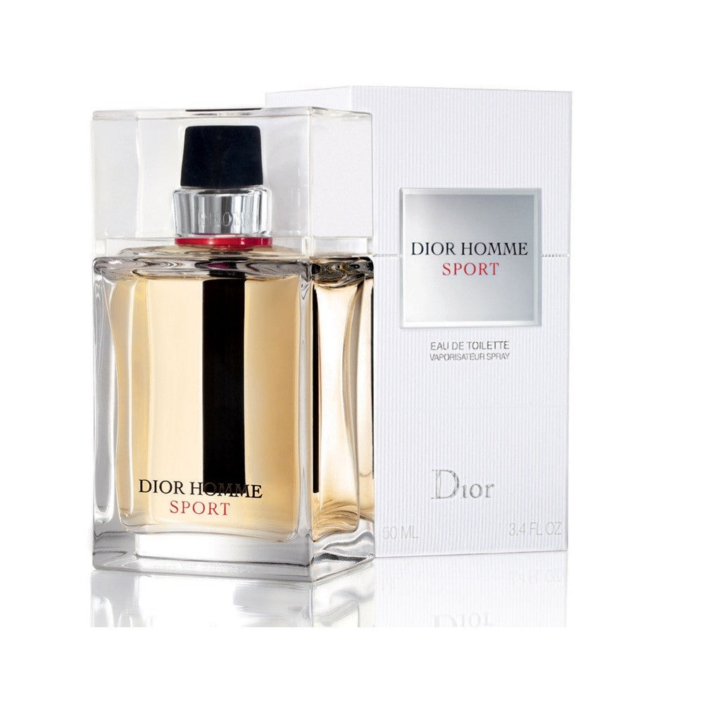 Perfume Christian Dior Hombre Homme Sport 100ml