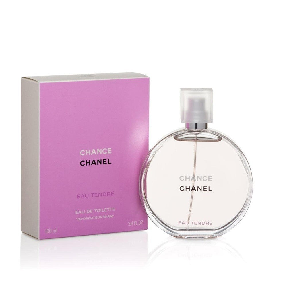 Perfume Chanel Mujer Chance Eau Tendre 100ml