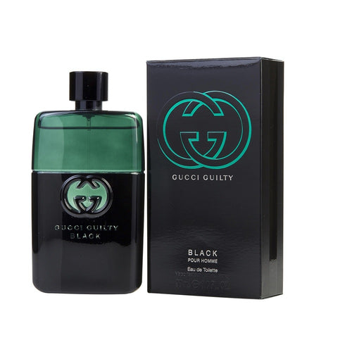 Perfume Gucci Hombre Guilty Black 90ml