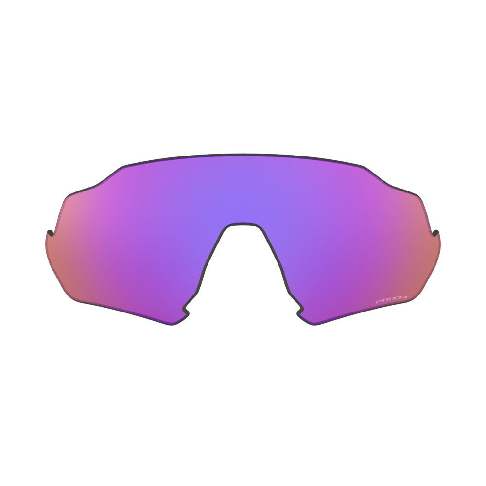 Lente Repuesto Oakley Flight Jacket Prizm Trail