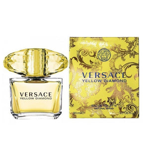Perfume Versace Mujer Yellow Diamond 90ml