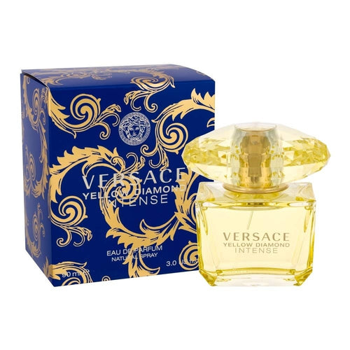 Perfume Versace Mujer Yellow Diamond Intense 90ml