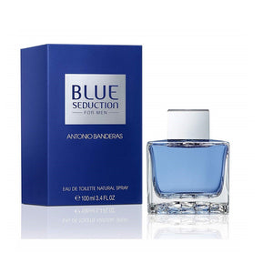 Perfume Antonio Banderas Hombre Blue Seduction 100ml