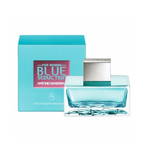 Perfume Antonio Banderas Mujer Blue Seduction 100ml