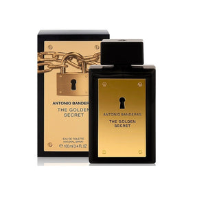 Perfume Antonio Banderas Hombre The Golden Secret 100ml