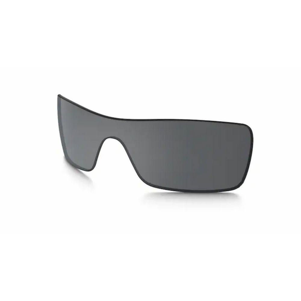 Lente Repuesto Oakley Batwolf Black Iridium