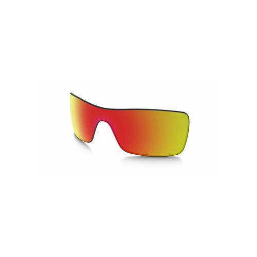 Lente Repuesto Oakley Batwolf Ruby Iridium