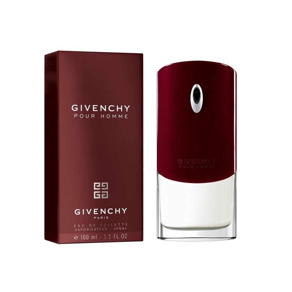 Perfume Givenchy Hombre Pour Homme 100ml