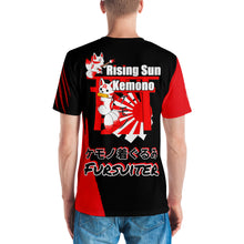 Load image into Gallery viewer, Rising Sun Kemono T-shirt - Rising Sun Kemono