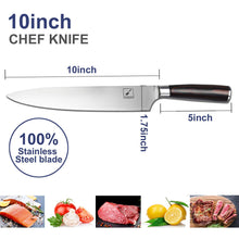 Load image into Gallery viewer, imarku Chef Knife 10 Inch