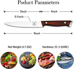 imarku 5-inch Utility Chef Knife