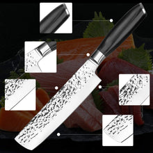 Load image into Gallery viewer, imarku Nakiri Knife 7 Inch