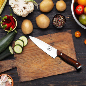 imarku 6-Inch Pro Chef's Kitchen Knife