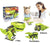bubsolar Educational Toys, energia Solar Robot 3 in 1 DIY Dinosaurs Science Kits for Kids Gifts