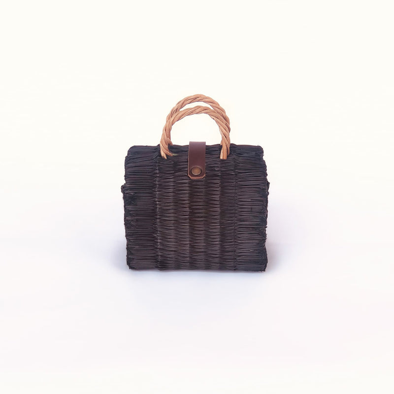 Basket Black Mini