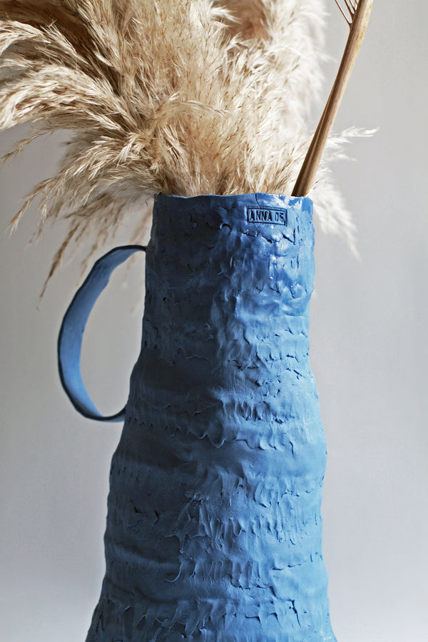 THE BLue line series Vase №8