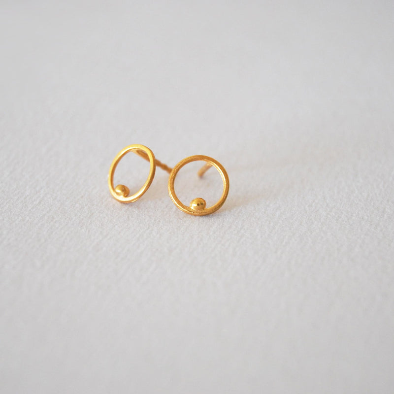 Origin Golden Earrings