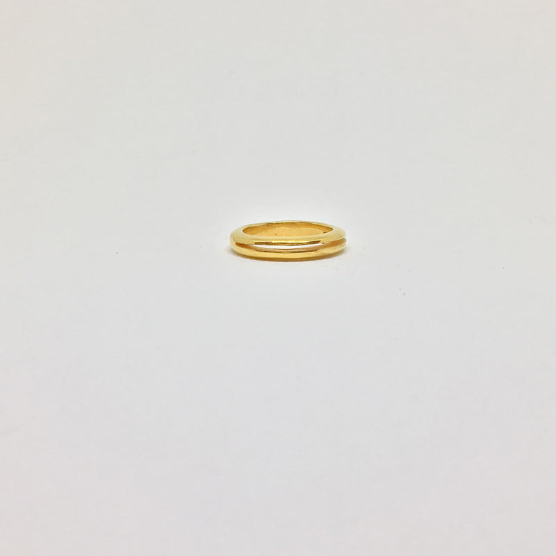 Union Sterling Golden Ring