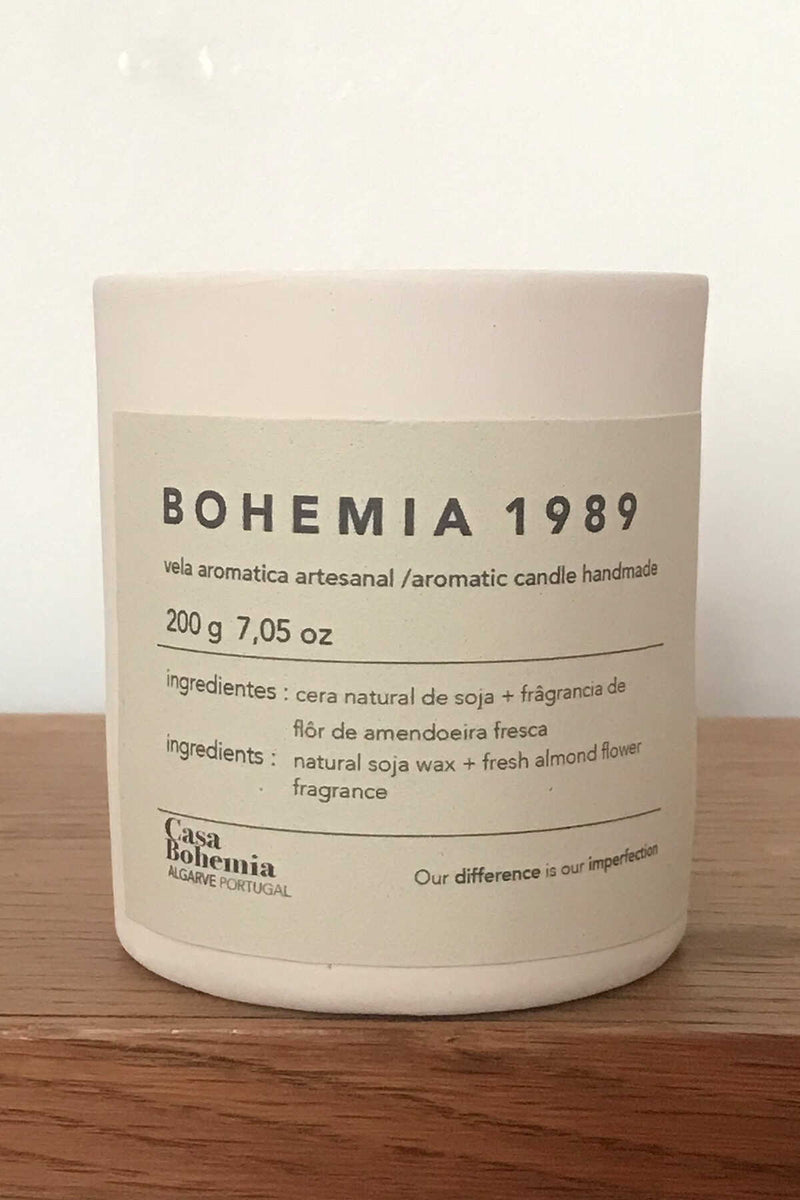 BOHEMIA, Fresh Almond flower fragrance