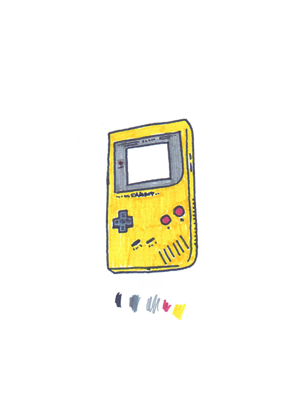 Yellow DMG