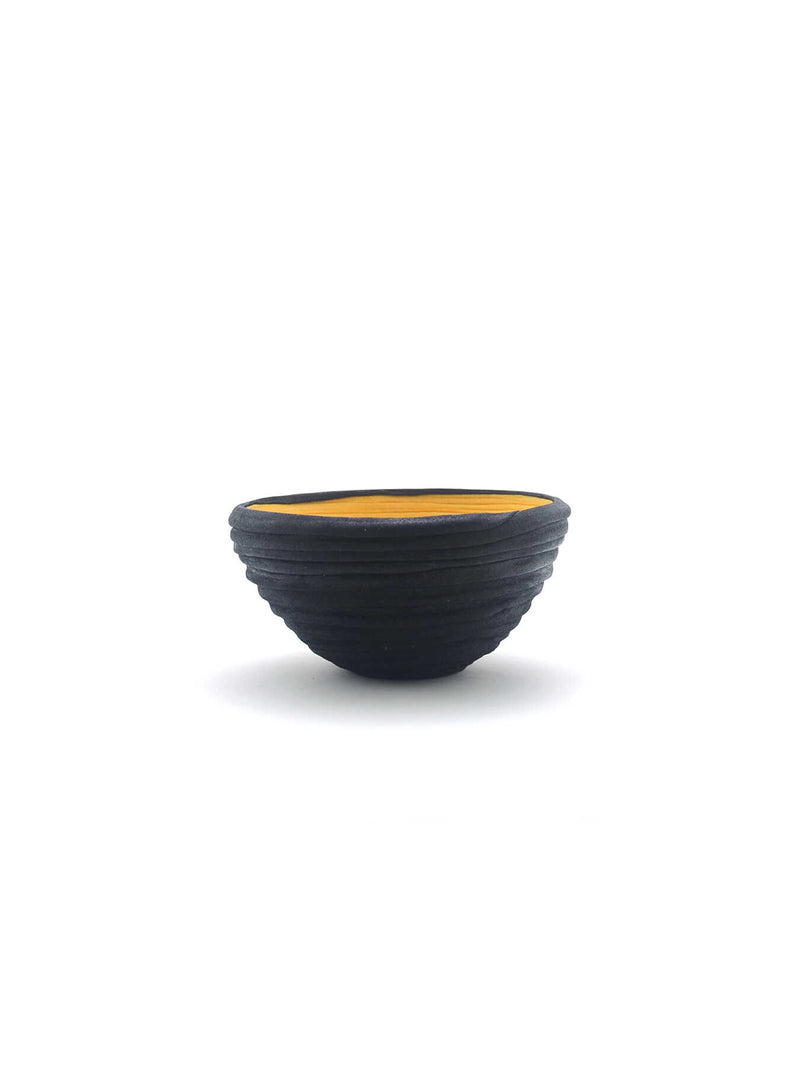 Bowl Yellow Sunset