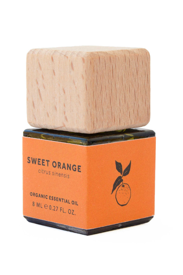 SWEET ORANGE ESSENTIAL OIL - ORGANIC