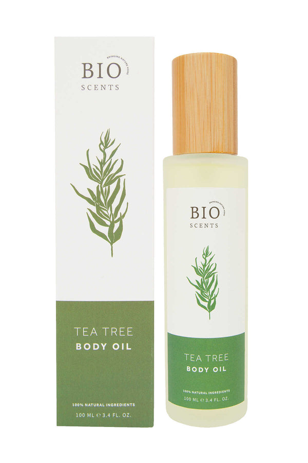 TEA TREE BODY OIL - NATURAL