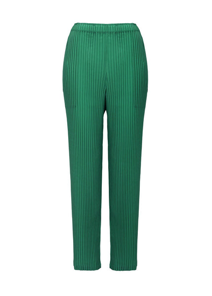 Zig-Zag Pleats Solid Pants FF174