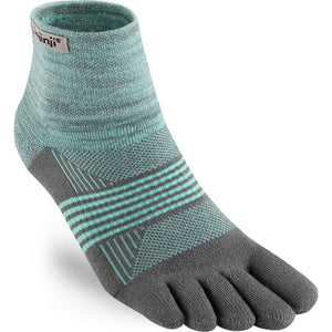 Women's | Injinji Trail Midweight Mini-Crew Sock