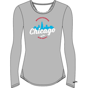 Women's | Brooks Distance Long Sleeve - Chicago 2020